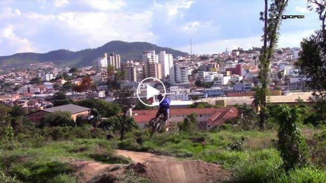 Copa Minas de Downhill - etapa Pará de Minas - MG