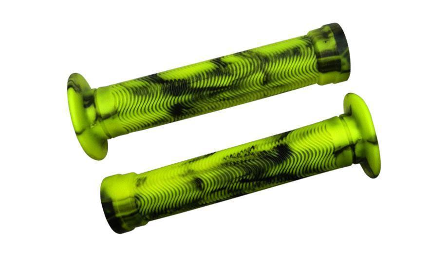 Manopla Giosbr Modelo GI-075H 150mm Amarelo Com Preto